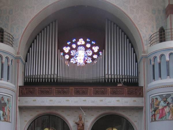 Orgelbühne