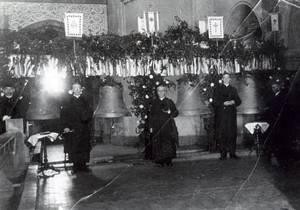 Weihe der Glocken 1927