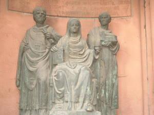 Brunnenfiguren