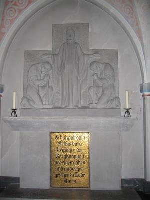 Barbara-Altar
