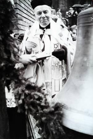 Weihe der Glocken 1953