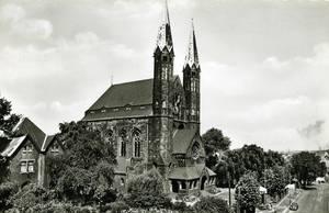 Pfarrkirche St. Nikolaus um 1920